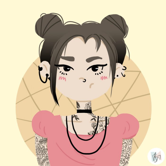 Unimpressed Girl #1