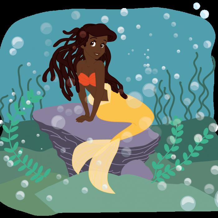 Racebent Ariel