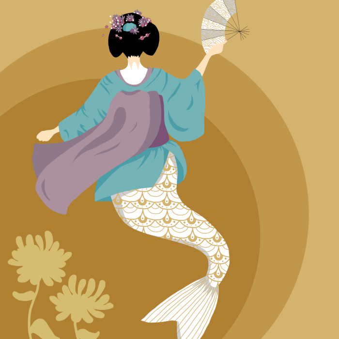 Geisha-Koi