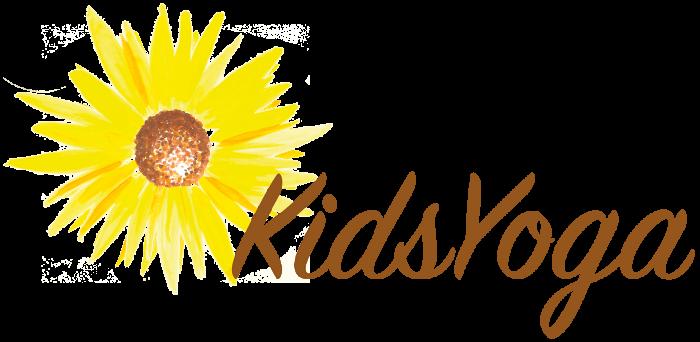 Sunflower KidsYoga Logo
