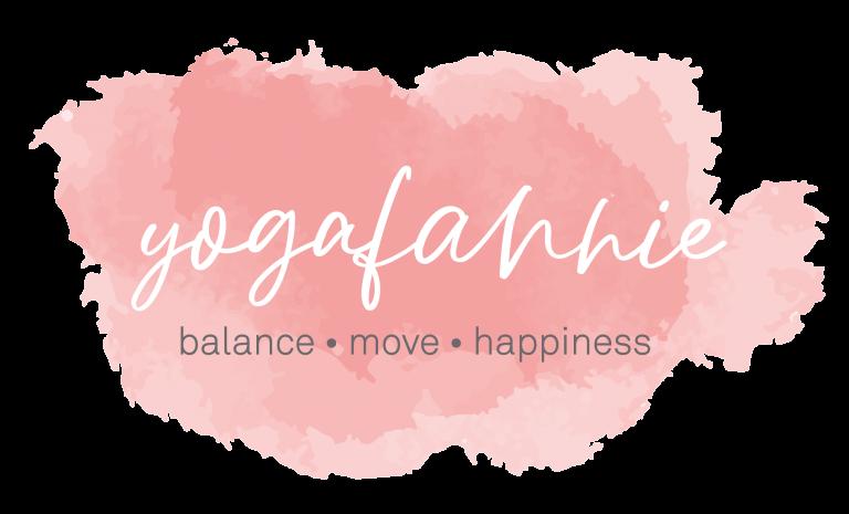 yogafannie Logo